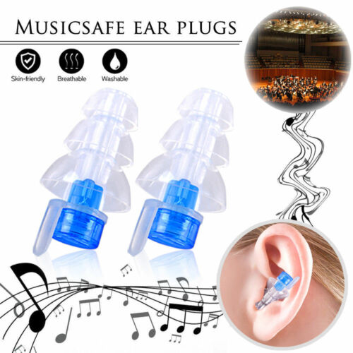 Noise Cancelling Ear Plugs for Sleeping Concert Earplugs Hearing Protection Safe