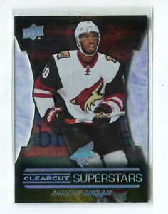 2015-16-Upper-Deck-Clear-Cut-Superstars-CCS42-Anthony-Duclair