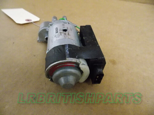 GENUINE LAND ROVER STEERING REACH MOTOR RANGE ROVER 03-05 BOSCH QME500090 USED