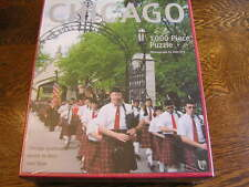 University of CHICAGO Magazine 1000~Pc Jigsaw Puzzle Dan Dry Photograph~~NIB!!