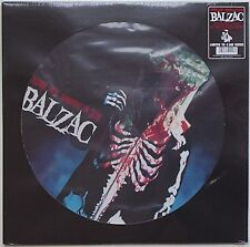 Balzac -Out Of The Light Of The 13 Dark Night LP PICTURE DISC Horrorpunk Misfits