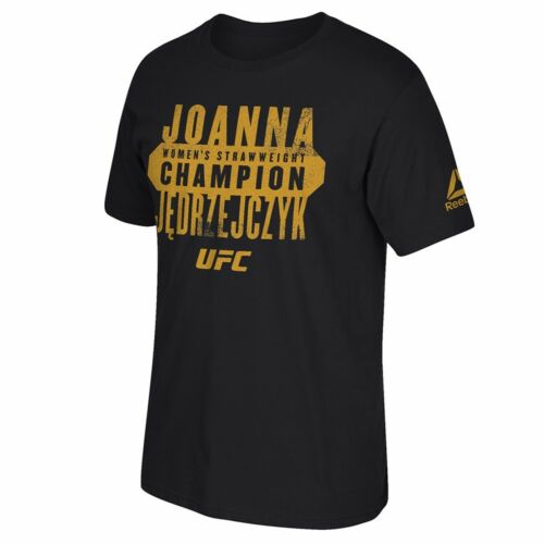 UFC Various Fighter Inspired Graphic Print T-Shirt Collection Men/'s By Reebok
