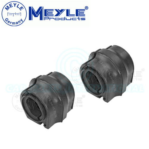 11-14 615 0016 2x Meyle ARB Anti Roll Bar Bushes Front Axle Left and Right No