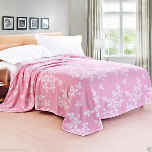 100-Cotton-Blanket-Good-Permeability-Summer-Air-Conditioning-Blanket-Comfort