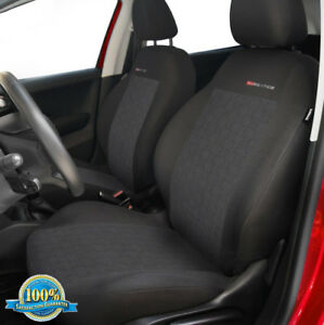 2 X CAR SEAT COVERS front seats covers fit Vauxhall Astra J (P1) |
