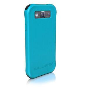 Ballistic-LS0950-M075-LS-Smooth-for-Samsung-Galaxy-SIII-S3-Teal