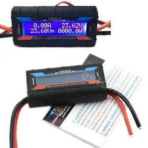 G-T-Power-RC-150A-Watt-Meter-High-Precision-Watt-Meter-Power-Analyzer-Tester