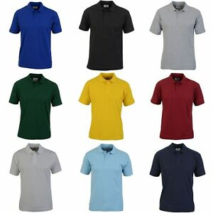 Absolute-Apparel-Polo-manches-courtes-PIONNER-Homme-AB104