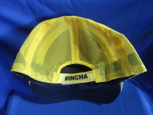 Details about  / seleccion colombia yellow gorra cap mesh