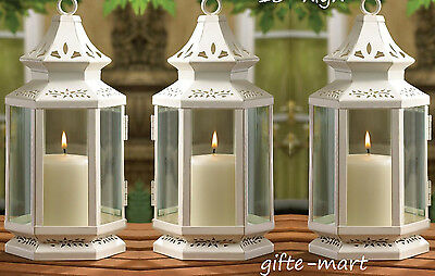 Western Lantern Centerpiece holds votive candle cowboy country
