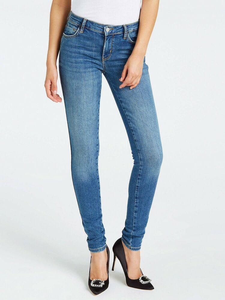 Guess Jeans Skinny Vita Media