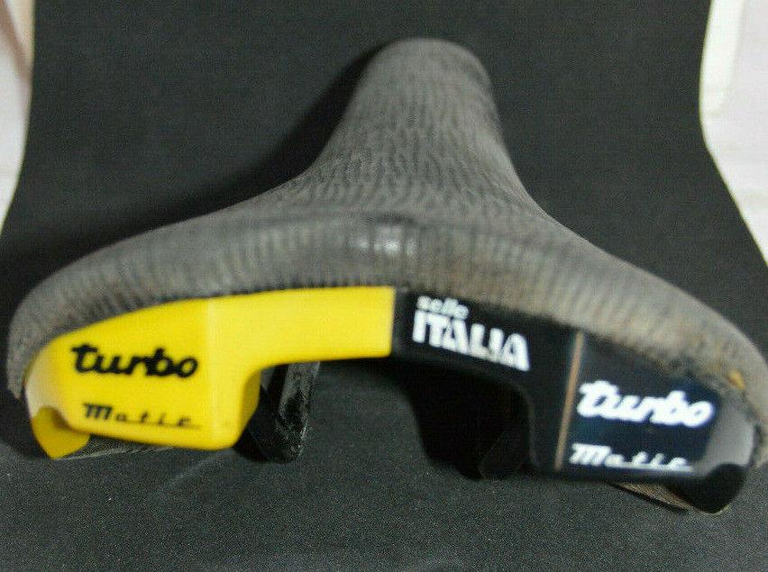Saddle Selle  Italia Turbo Matic Saddle Vintage  manufacturers direct supply