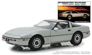 GREENLIGHT-1-18-SCALE-1984-CHEVROLET-CORVETTE-C4-MODEL-BN-13534