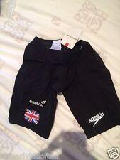 Speedo Racer Elite swimsuit Jammer Olympic LZR British Swimming Team GB 26 male