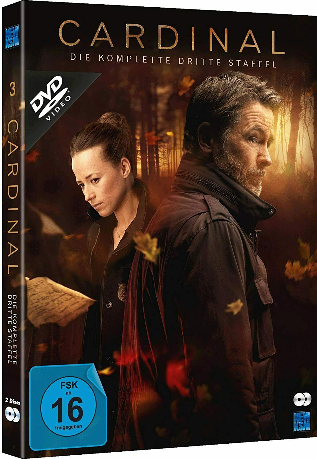 Cardinal Complete Season 3 Third Tv Serie Billy Campbell Uk Region 2 Dvd Pal For Sale Online Ebay