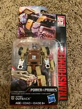 Transformers Power of the Primes Outback action figure Legends class NIB