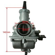 VM26 30mm Carb Carburator For 200cc 250cc 150cc Taotao SunL Dirt Bike ATV su0