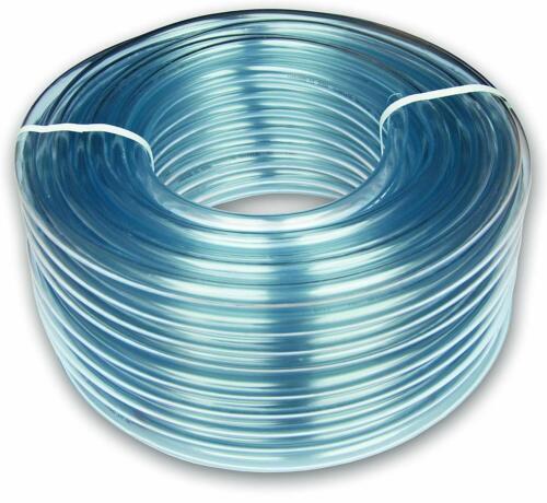Windscreen Screen Washer Tube Hose Pipe PVC Clear Plastic 3mm 1m 2m 3m 4m 5m