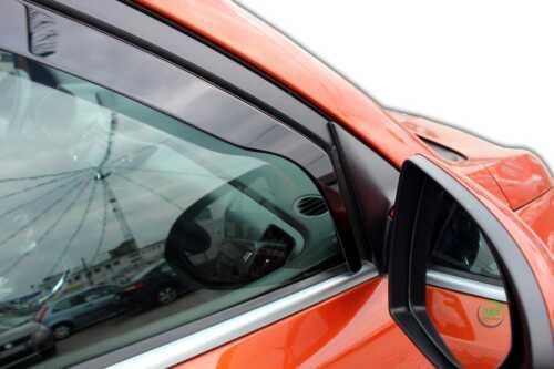 DKI20148 Kia Sportage 5 puertas 2010-2015 viento desviadores 4pc Heko Teñido