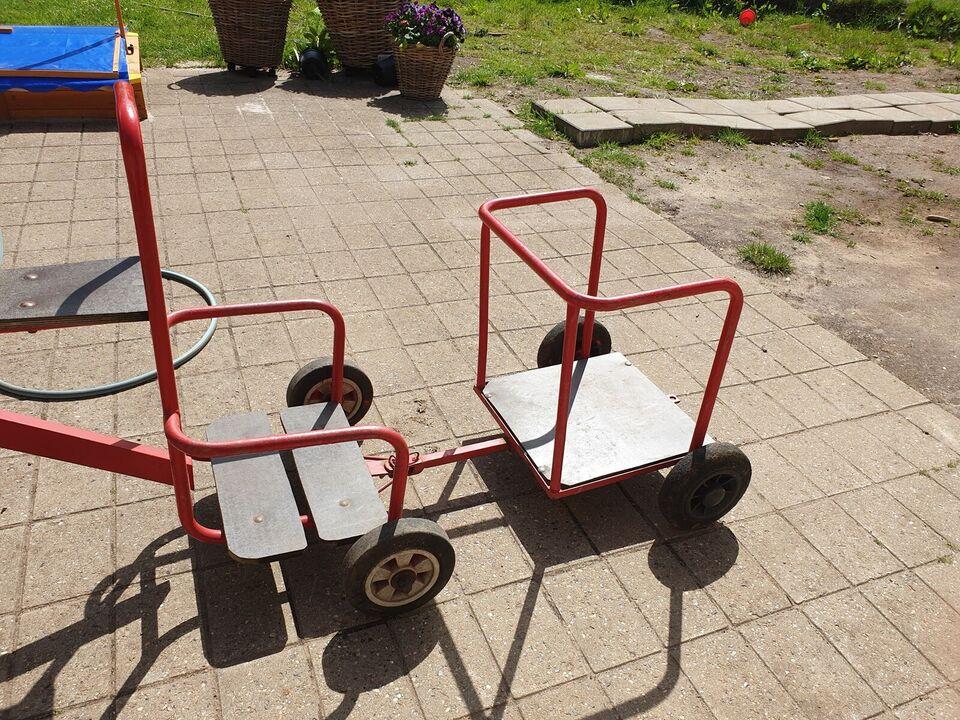 Unisex børnecykel, anden type