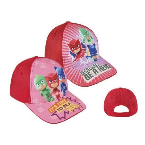 4955 Bambini Cool Cap Basecap Cappuccio Pj Mask Giovani Ragazze Baseballcap Modellazione Duratura