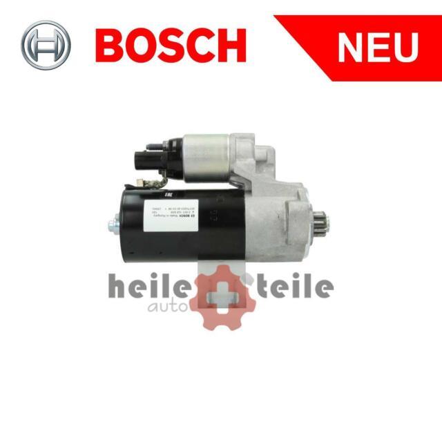 0001125519 für VW ANLASSER NEU BOSCH Ersatz OE-Nr