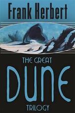 The Great Dune Trilogy: Dune, Dune Messiah, Children of Dune (Gollancz S.F.), Fr