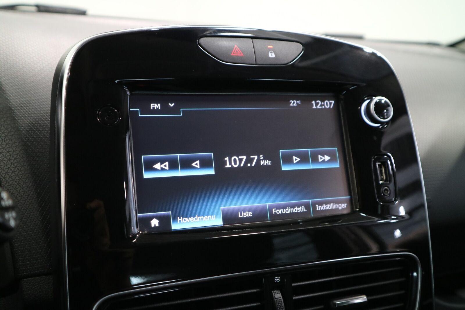 Renault Clio IV 0,9 TCe 90 Zen - billede 9