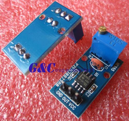 10pcs NE555 adjustable frequency pulse generator module Arduino Smart Car M92