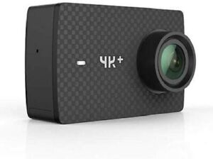 YI 4K Action and Sports Camera, 4K/30fps Video 12MP Raw Image with EIS (BLACK)