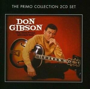 Don-Gibson-The-Essential-Recordings-NEW-2-x-CD