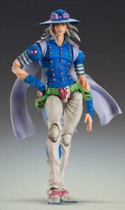 Details about JoJo's Bizarre Adventure Super Action Statue Part 7 Gyro  Zeppeli 2nd F/S