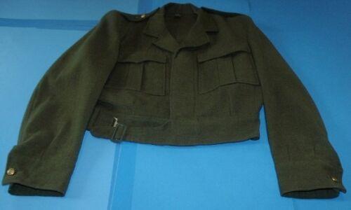 Vintage HIHverk Haeren Army Battledress 50 N Olive