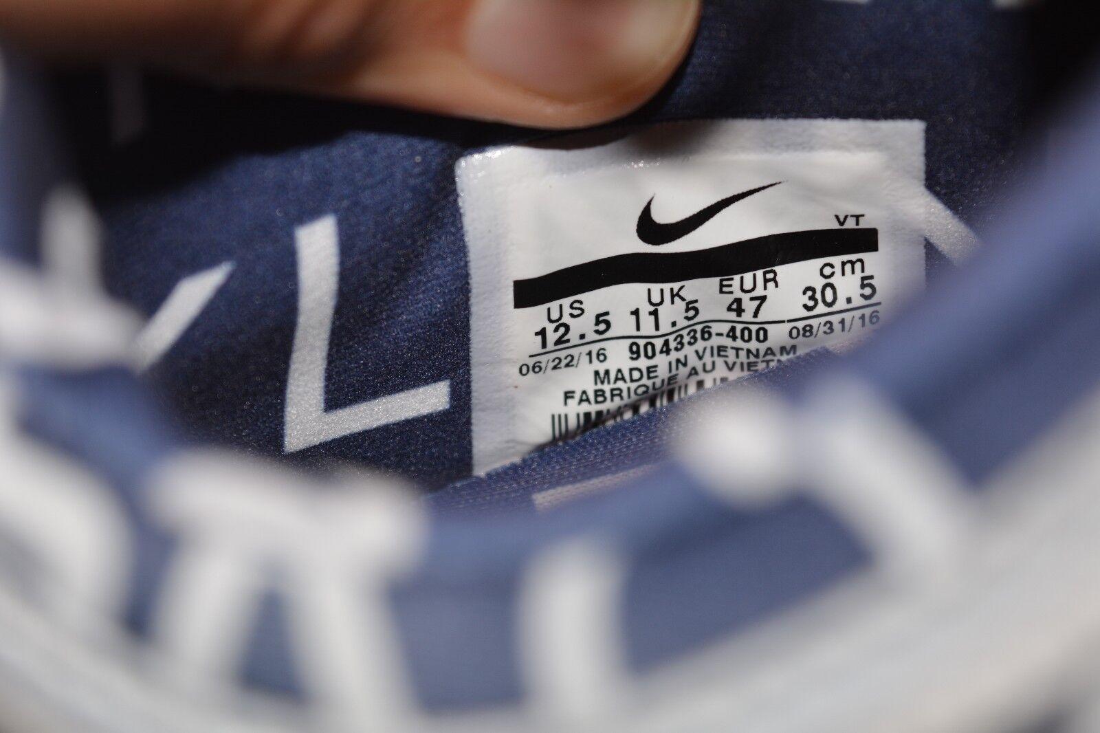 Nike Air Zoom Spiridon '16 GPX Roundel Binary Binary Binary blu Navy Sz US 12.5 904336-400 628f14
