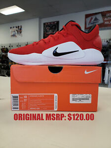 2624c63b621 Image is loading 2018-Nike-HYPERDUNK-X-TB-Low-Basketball-Red-