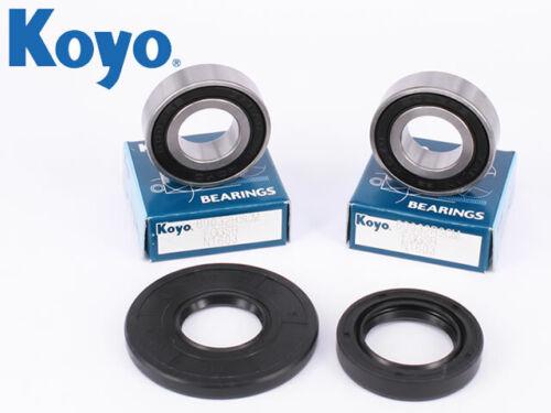 Honda cr 250 r 1993 genuine koyo front wheel bearing /& seal kit