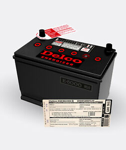 Delco-Energizer-Battery-R59-1969-74-Sticker-kit