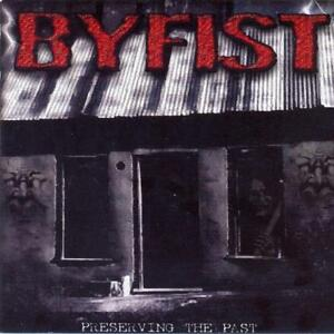 BYFIST-Preserving-The-Past-CD-US-80s-Heavy-Power-Metal-manilla-road-cirith-ungol