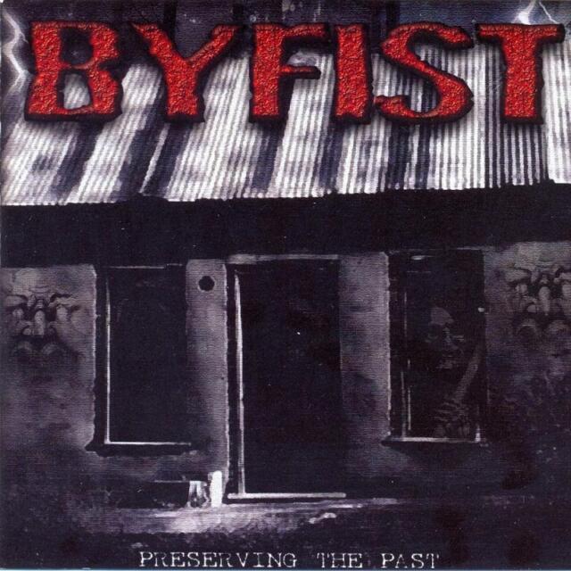 Byfist Conserva The Past CD Us 80s Pesado Power Metal Manilla Road Cirith Ungol