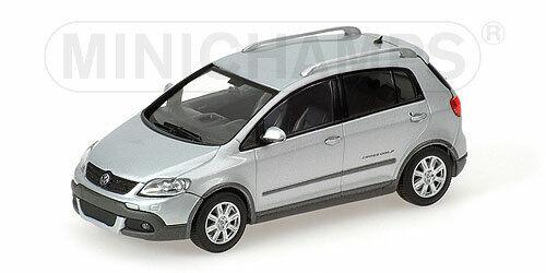 Minichamps 1:43 VW Cross Golf - silver