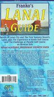 Lanai Hawaii Adventure Guide Map Waterproof by Franko Maps