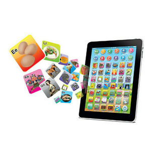 Kids Children Tablet Educational Learning Toys Gift For Girls Boys Baby Toy NEW