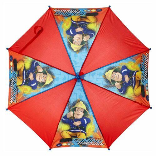 StockschirmSam im EinsatzFeuerwehrmann SamKinder Regenschirm