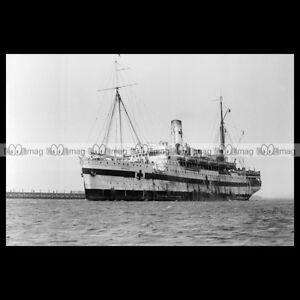 php-02733-Photo-HMAT-A63-KAROOLA-HOSPITAL-SHIP-WW1-SS-KAROOLA-OCEAN-LINER