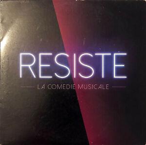 Comedie-Musicale-CD-Single-Resiste-Promo-France-VG-VG