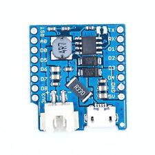 Original WeMos LiPo Battery Shield WeMos D1 mini # Lithium Polymer # Arduino