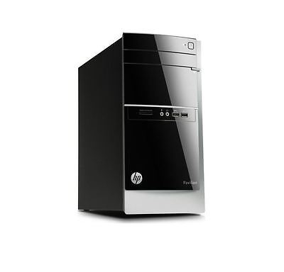 HP Pavilion 500-515na Desktop PC AMD A10-5700 8GB RAM 2TB Radeon R7 240