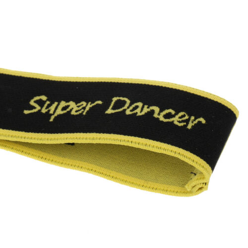 2Pcs Fitness Dance Stretching Band Yoga Pose Correct Exercise Elastic Strap