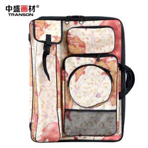 Image Is Loading Transon Artist Art Supplies Storage Bag Nylon
