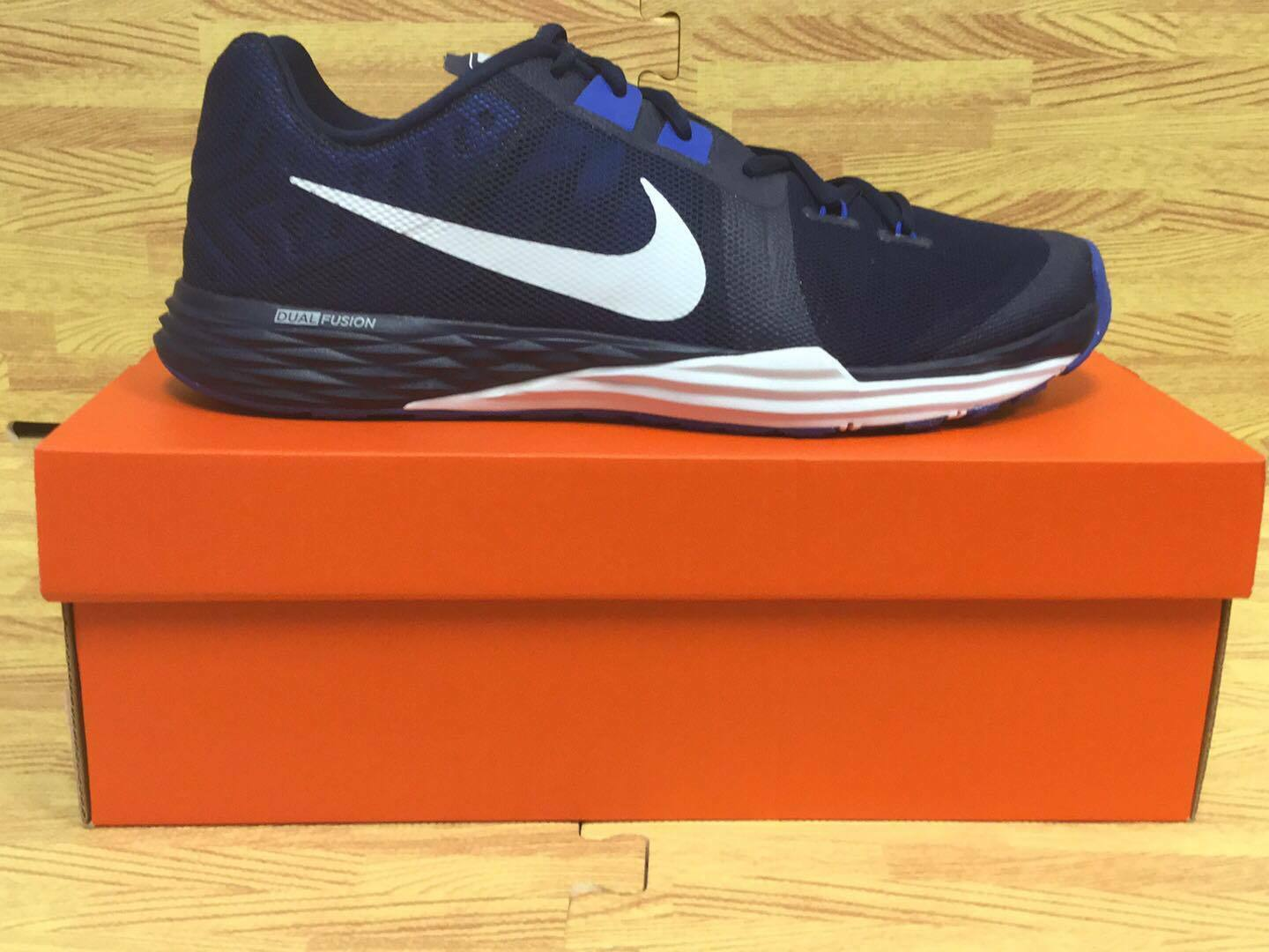 Mens Nike Train Pirme Iron DF 832219-404 Binary Blue Brand New Size 13